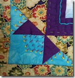 sunflower hand quilt0003